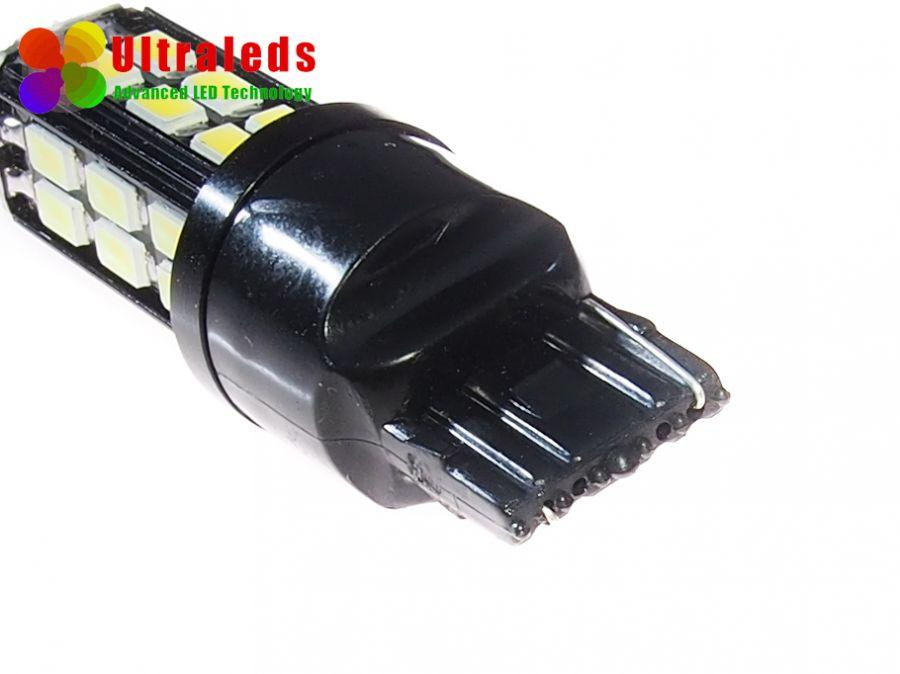 Żarówka T20 W21 7440 żarówka diody 30 x 5630 LED DRL